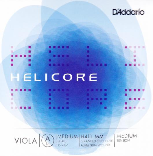 D´ADDARIO  Helicore C-altvioolsnaar, strong