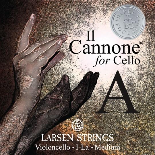 LARSEN Il Cannone  Cellosaite A Direct & Focused
