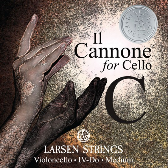 LARSEN Il Cannone  Cellosaite C Direct & Focused
