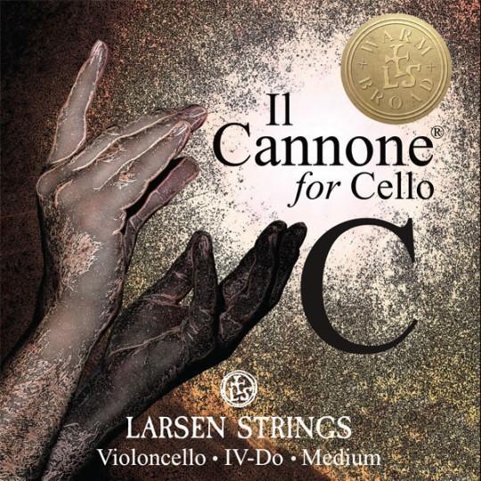 LARSEN Il Cannone  Cellosaite C Warm & Broad