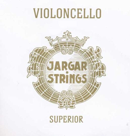 Jargar Superior Cello G-Snaar, medium