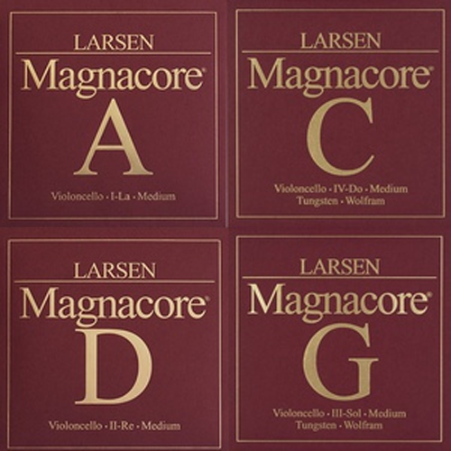 LARSEN Magnacore Set Cellosnaren