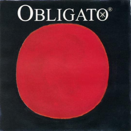 PIRASTRO Obligato Violin E-Snaar 3/4 -1/2 met Kogel, medium