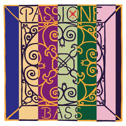 Pirastro Passione contrabas D-Snaar, medium