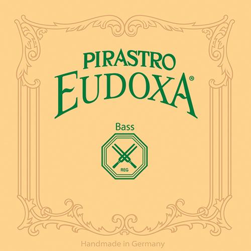 PIRASTRO  Eudoxa  Bass Set, contrabassnaren, orkeststemming