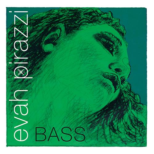 Pirastro Evah Pirazzi Set voor C-bas, Solostemming