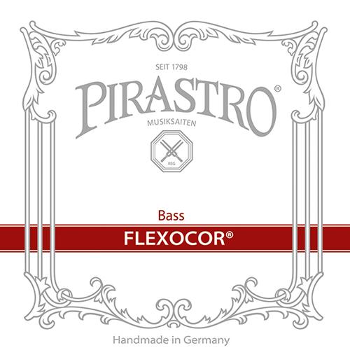 PIRASTRO  Flexocor Bass solo E2 snaar, medium