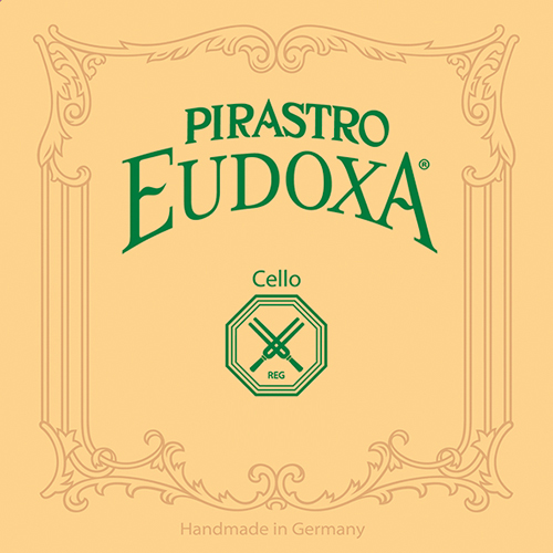 PIRASTRO  Eudoxa  Set cellosnaren, medium
