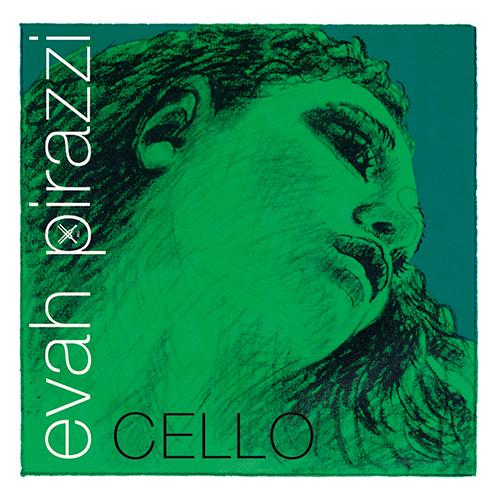 PIRASTRO Evah Pirazzi Set Soloist Vlcellosnaren, medium