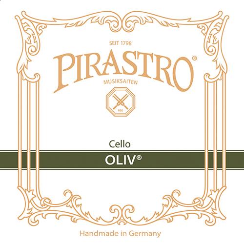 PIRASTRO Oliv VlCello D-Snaar, sterkte 27