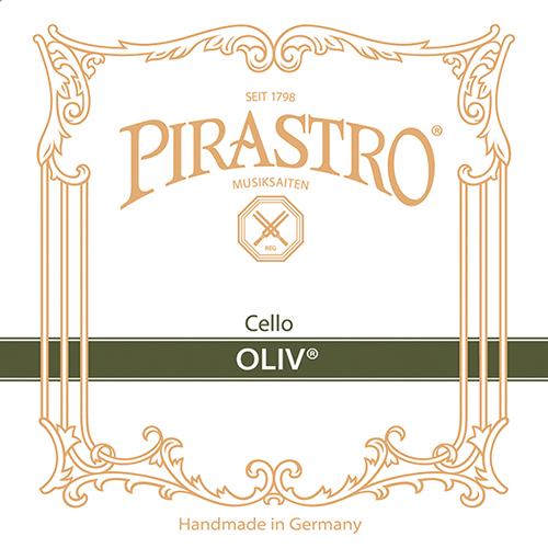 PIRASTRO Oliv  Set VlCello