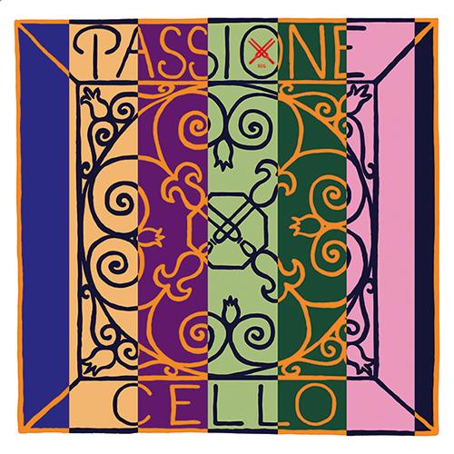 PIRASTRO  Passione VlCello G-snaar darm, medium