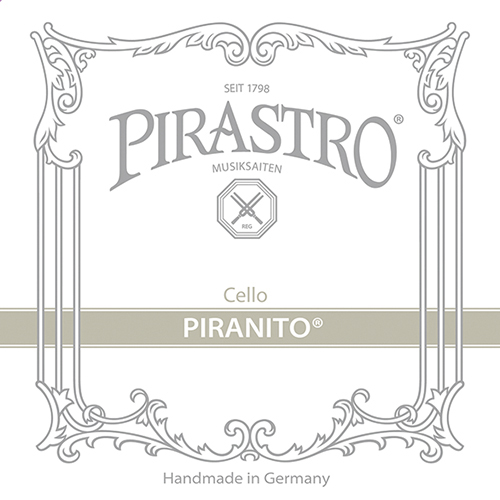 PIRASTRO  Piranito Cello D-snaar 4/4
