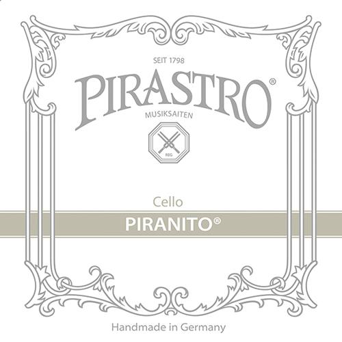 PIRASTRO  Piranito Set cellosnaren 1/4-1/8