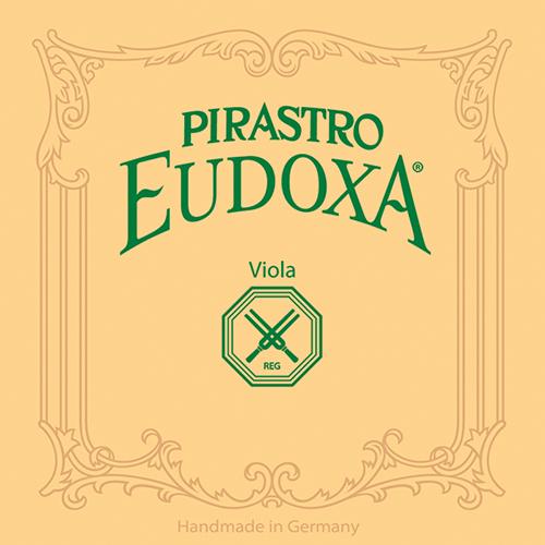 PIRASTRO  Eudoxa  Set altvioolsnaren, medium
