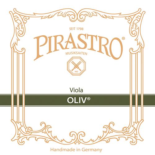 PIRASTRO  Oliv  Viola D-snaar, goud/alu, sterkte: 16-1/4