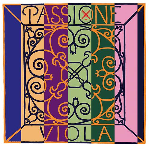Pirastro PASSIONE A-Snaar voor altviool,  sterkte zacht