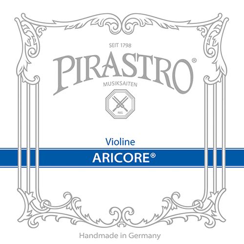 PIRASTRO  Aricore Violin Set  E-lusje, medium