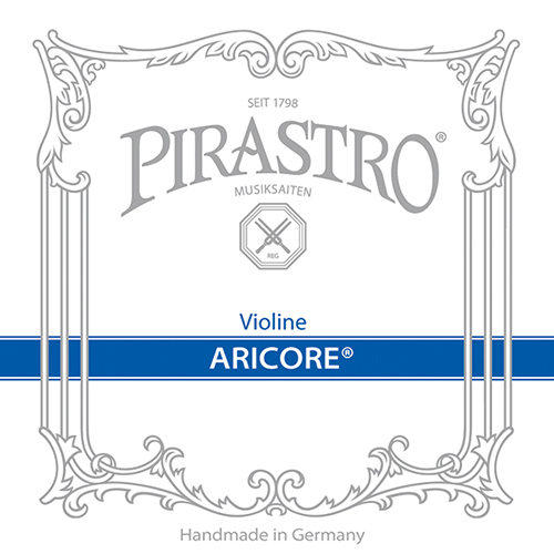 PIRASTRO  Aricore Violin Set  E-kogel, medium