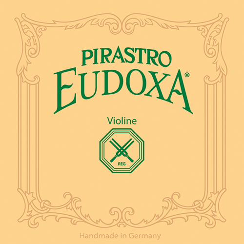 PIRASTRO  Eudoxa Violin E- snaar alu met lusje, medium