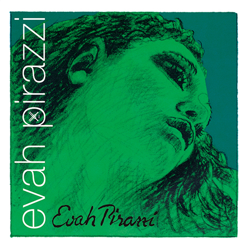 PIRASTRO  Evah Pirazzi Violin E-snaar Gold met lusje