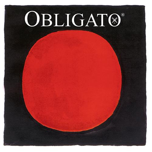 PIRASTRO  Obligato Set vioolsnaren met E-lusje
