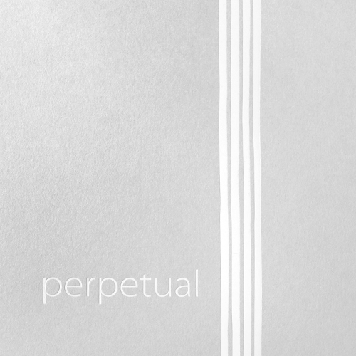 Pirastro Perpetual set vioolsnaren - E-Kogel (uitneembaar), medium