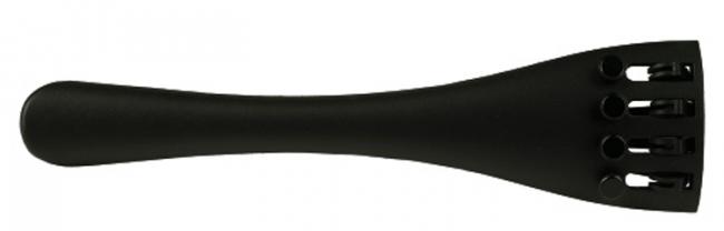 Wittner Kunststof Ultra, staartstuk voor 3/4-1/2 cello