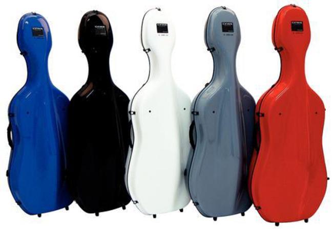 GEWA IDEA X-Lite 3.9 cellokoffer