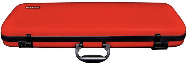 GEWA Violakoffer Idea 3.4 rood / antraciet