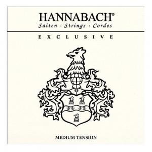 Hannabach Klassiek gitaarsnaren  Exclusive Serie, medium tension