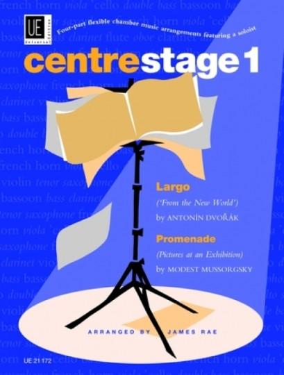 Centre Stage Dvorak