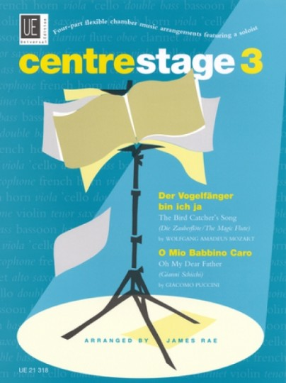 Centre Stage 3