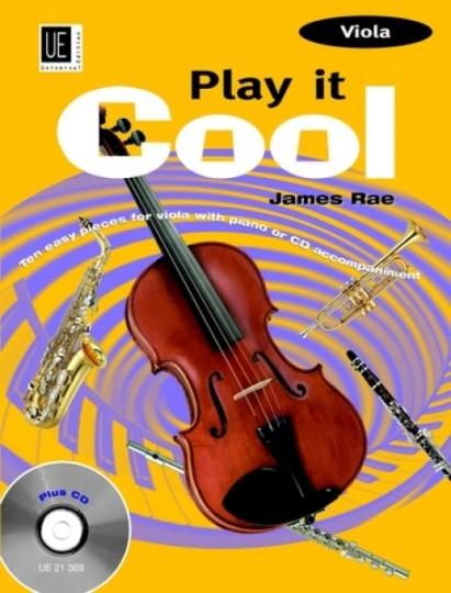 Play it Cool, Viola mit CD