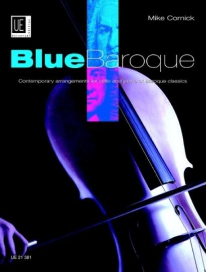 Blue Baroque Violoncello voor Violoncello en piano