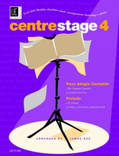 Centre Stage 4, Hydn