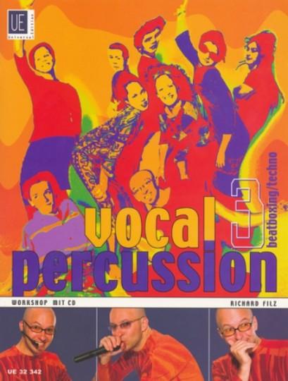 Vocal Percussion 3 - beatboxing / techno
