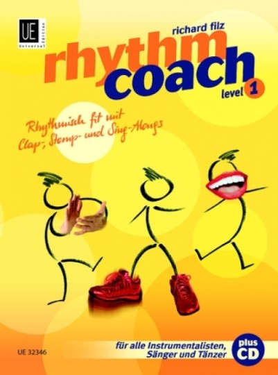 Rhythm Coach met CD Level 1