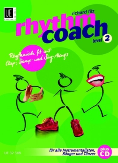 Rhythm Coach mit CD Level 2