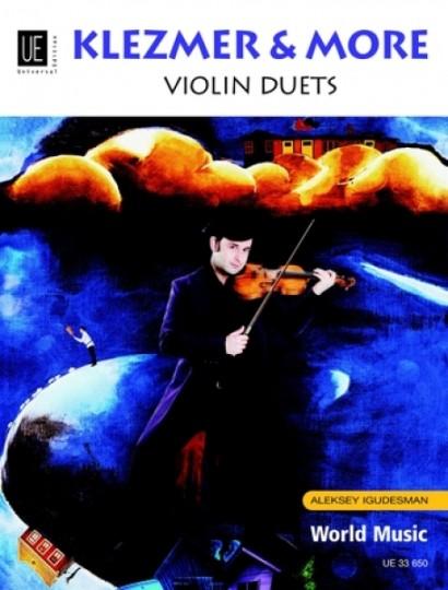 Klezmer & More Violin Duets