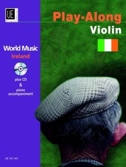 World Music Play Along Violin - Ireland