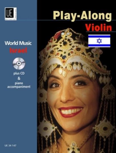 World Music Play Along Violin - Israel