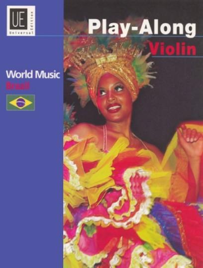 World Music Play Along Violin - Brazil
