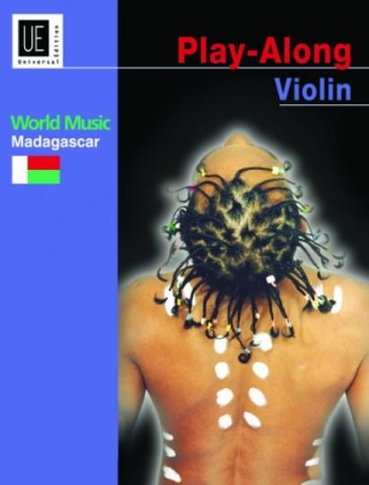 World Music Play Along Violin - Madagascar
