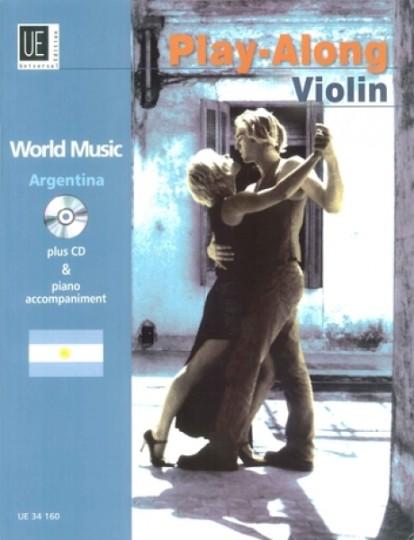 World Music Play Along Violin - Argentina