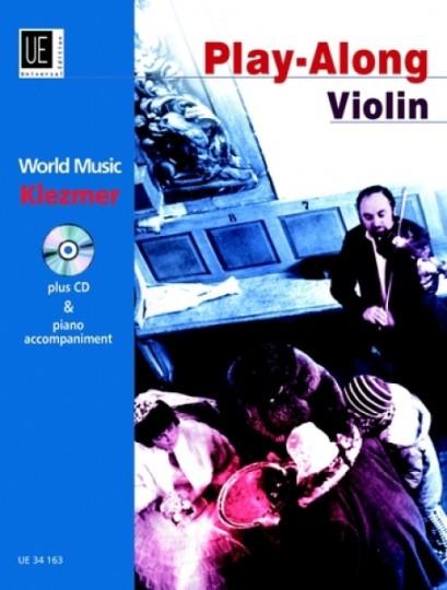 World Music Play Along Violin - Klezmer